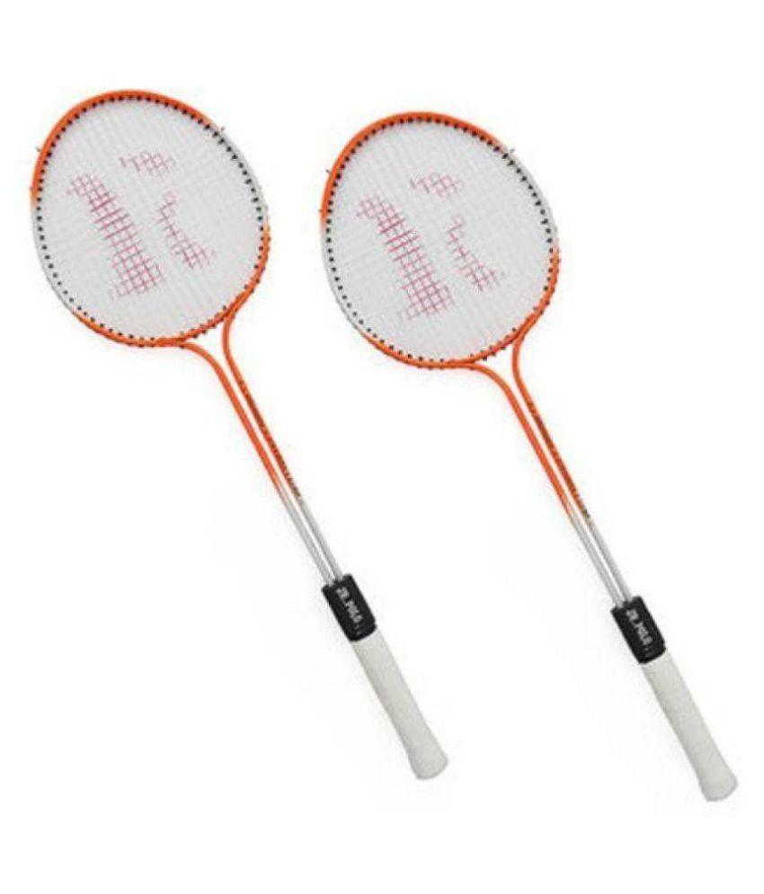 Kohinor Gems kh 2 badminton racket Badminton Raquet RED: Buy