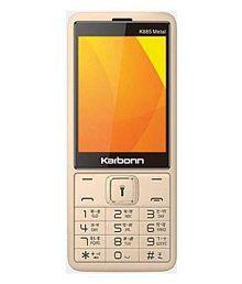 Karbonn Gold k885 Metal 256 MB