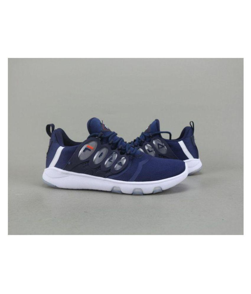 d872a89295f Fila Fila Fpf Training Fx Bubble Blue White Running Shoes Blue: Buy Online  at Best Price on Snapdeal