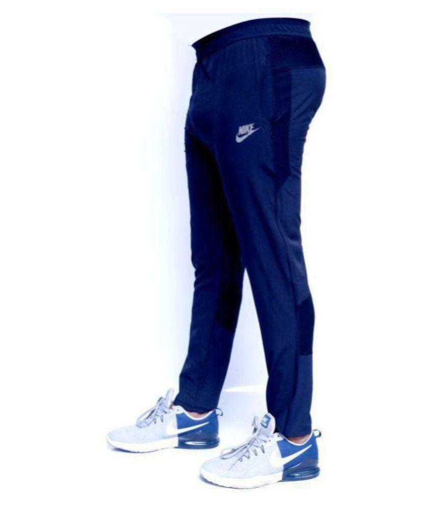 Nike Jordan max stretchable sportswear BLEU
