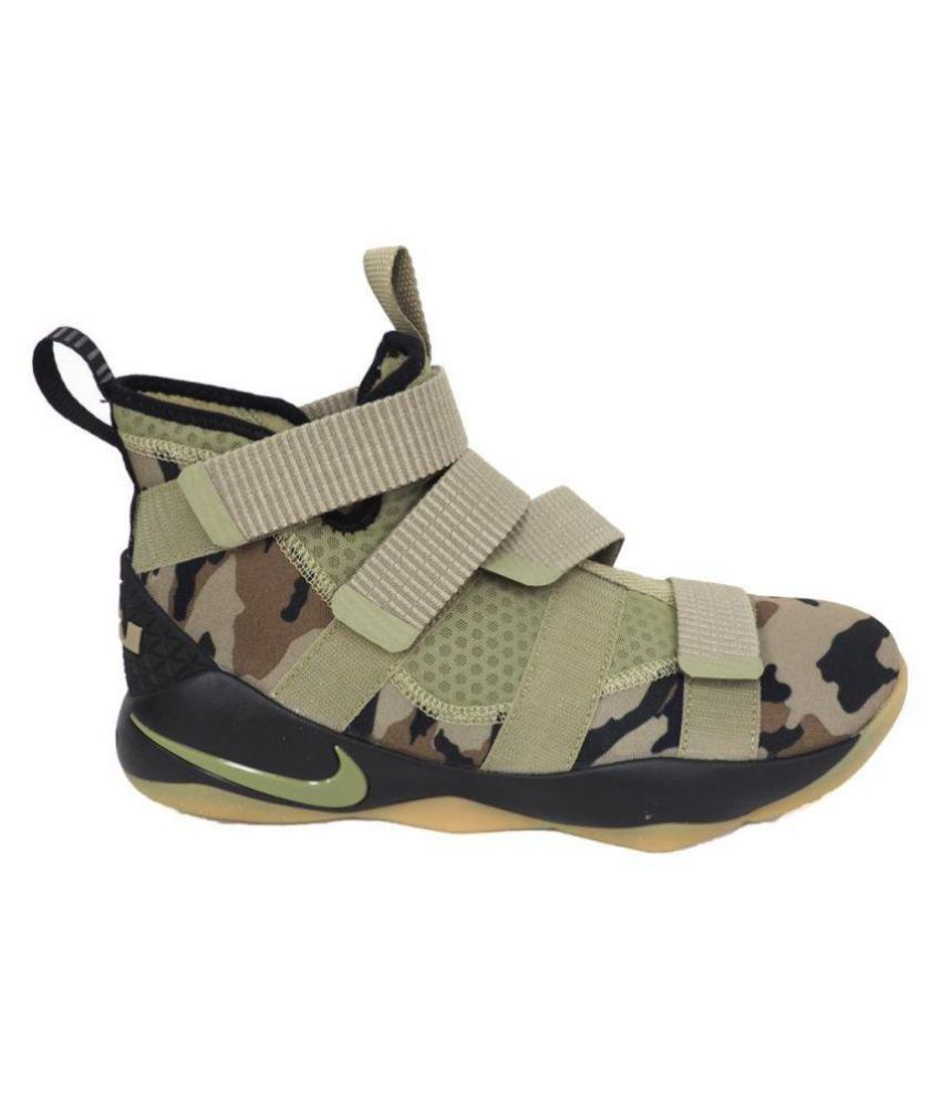 best service 4f36d 83408 Nike Lebron Zoom Soldier 11 Midankle Male Others