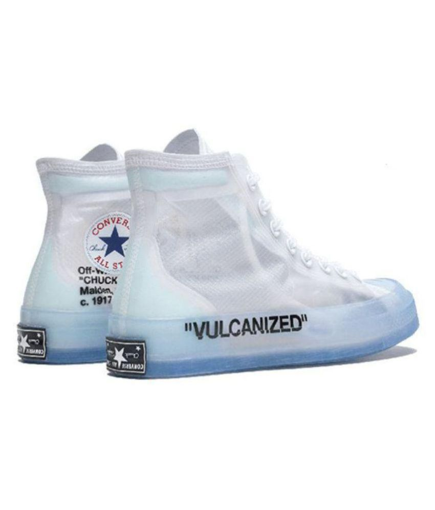 Converse x Off-White Chuck 70 sneakers
