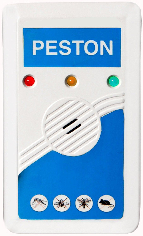 Peston 6 In 1 Electronic Ultrasonic Pest Repeller Cum Health Care System (Mosquito Killer/Repeller)