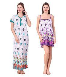 b41482338cca Women Nightwear Upto 80% OFF  Women Nighties
