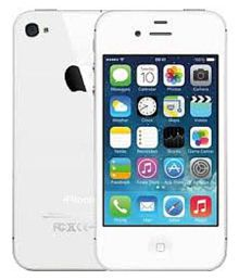 iPhone White Silver 4S 32GB