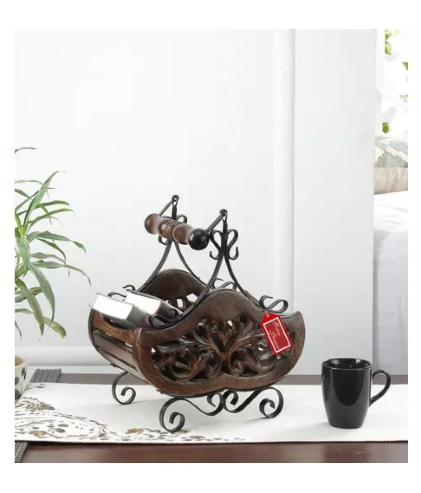 Onlineshoppee Wood Craft Handmade Decorative Wall Art MAGAZINE NAWZ