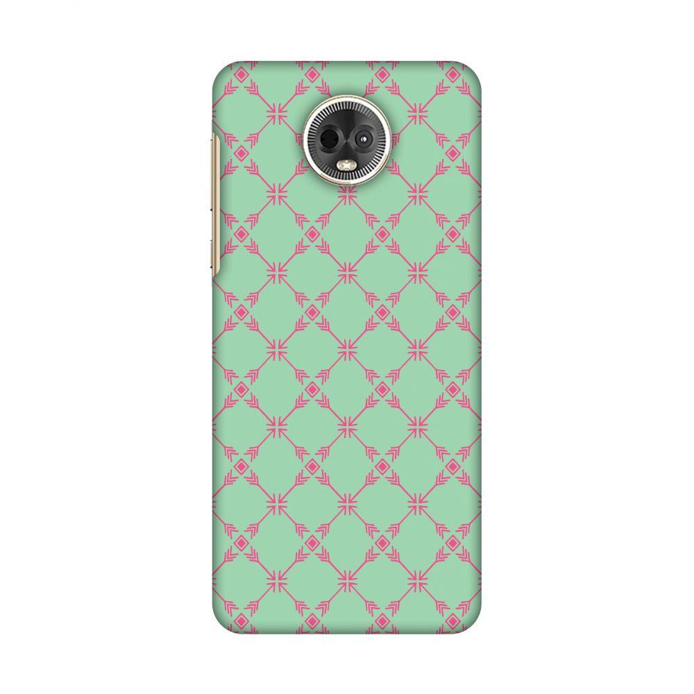 Motorola Moto E5 Plus Printed Cover By Amzer