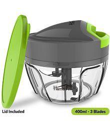 Home Puff Plastic Manual Chopper