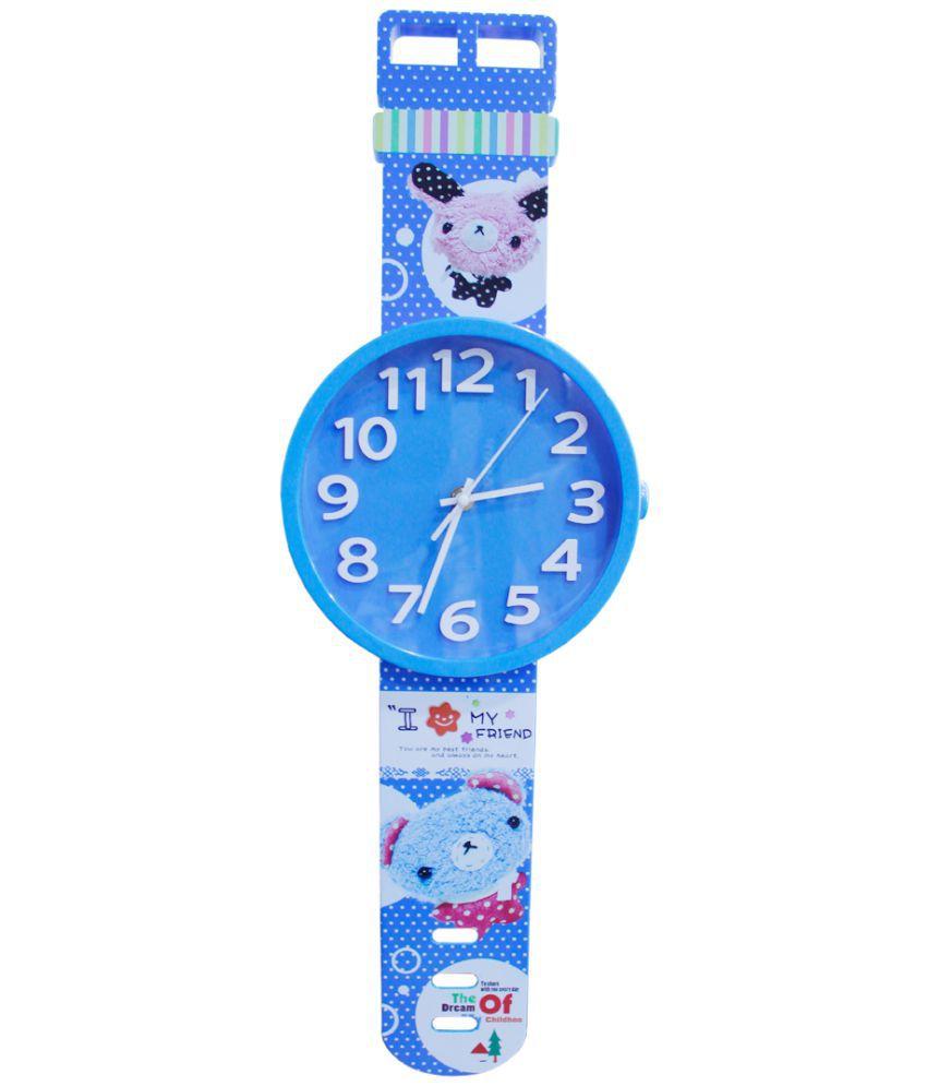 ToyS Factory Circular Analog Wall Clock ( 70 x 22 cms ): Buy ToyS