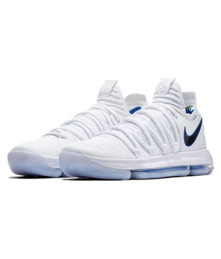 Nike 2018 KD LIMITED EDITION White