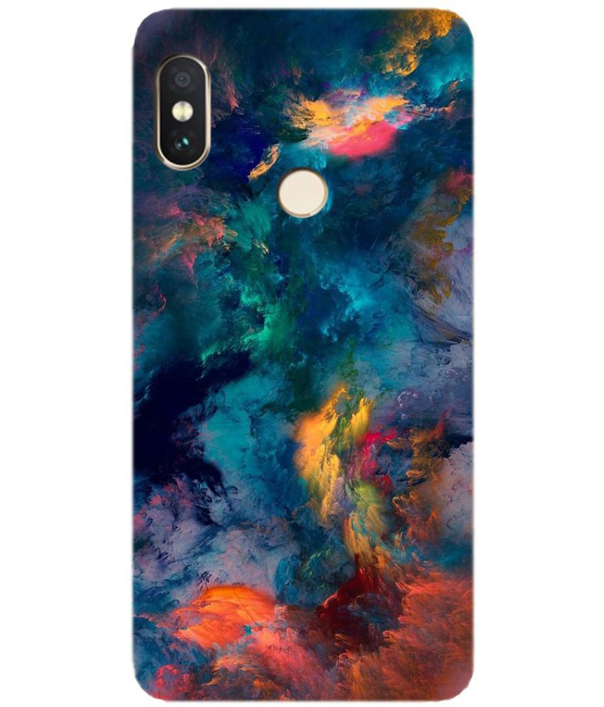 Xiaomi Redmi Note 5 Pro 3D Back Covers By Pratham Incredible photo realistic print quality