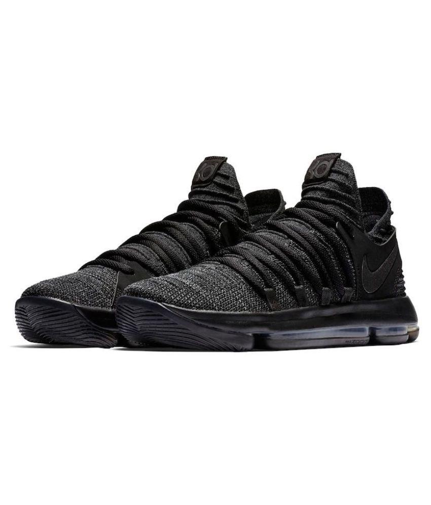 Nike 2018 KD LIMITED EDITION Black