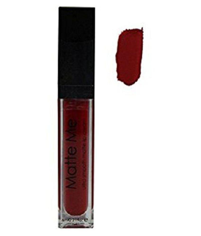ADS Matte Me Liquid Lipstick Maroon 6 ml