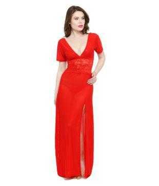 Two Dots Women Nighty Set(Multicolor) Tommy Vans Baby Doll Lingerie  Sleepwear Dress for Women Ladies Girls N.. 6c60323cf