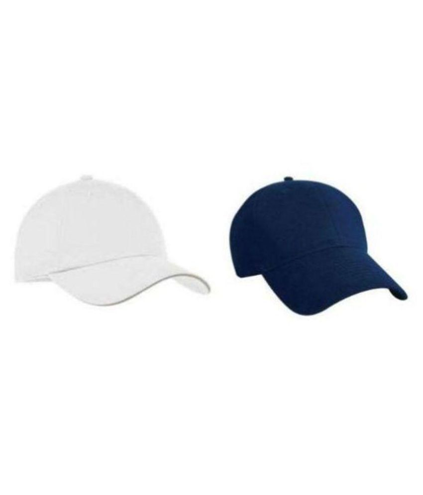 cc0e62851fe Tahiro MultiColour Cotton Plain Cap for Boys - Pack Of 2  Buy Online at Low  Price in India - Snapdeal