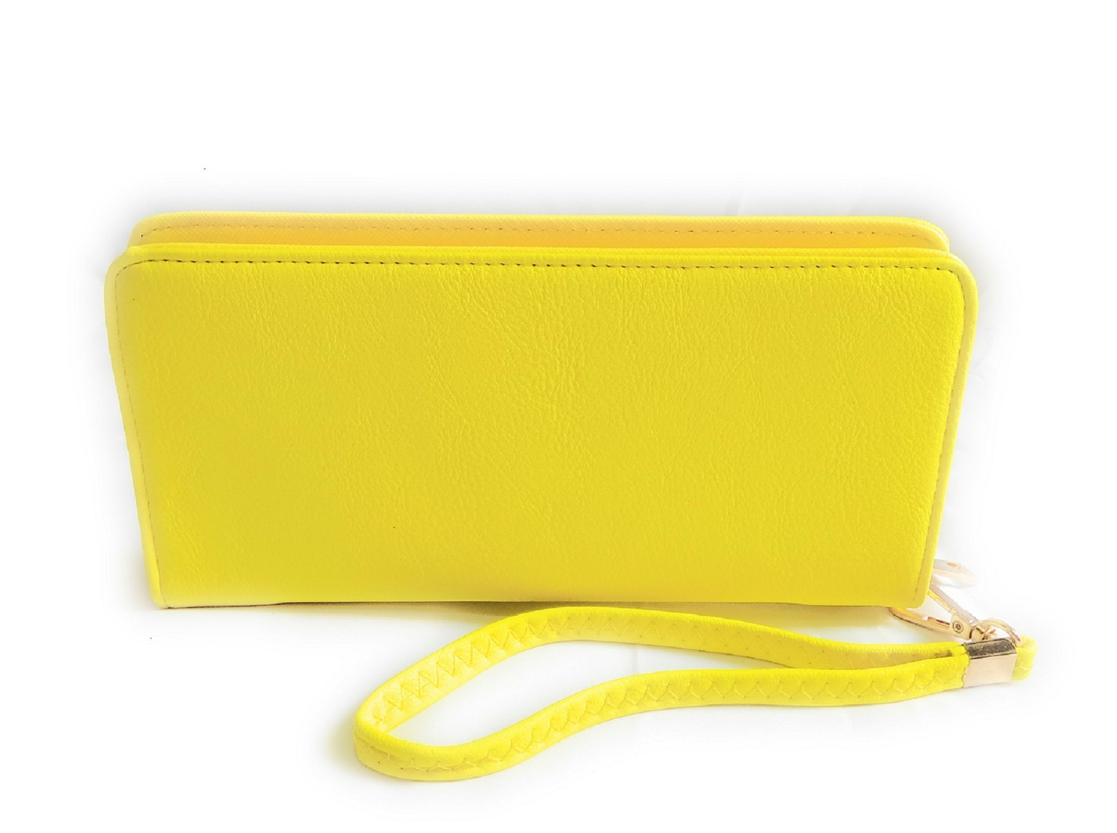 VEA COLLECTIONS Yellow Wallet