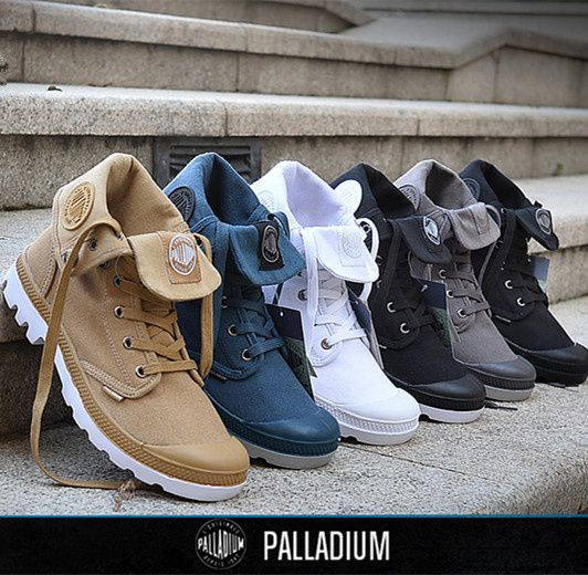 0a902bc178 Fashion Mens Womens Palladium Style High-top Military Ankle Boots Martin  Boots Comfortable Casual Shoes - Buy Fashion Mens Womens Palladium Style  High-top ...
