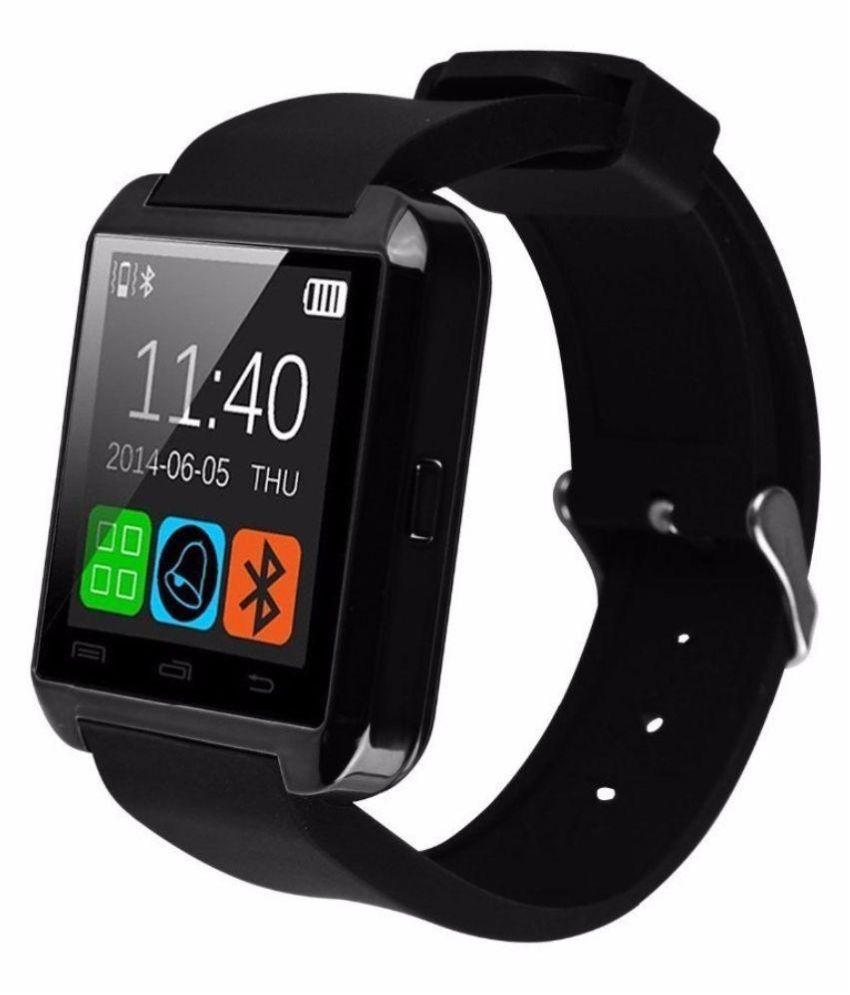 M-STARK U8 Smartwatch suitable  for Infocus M2 Smart Watches