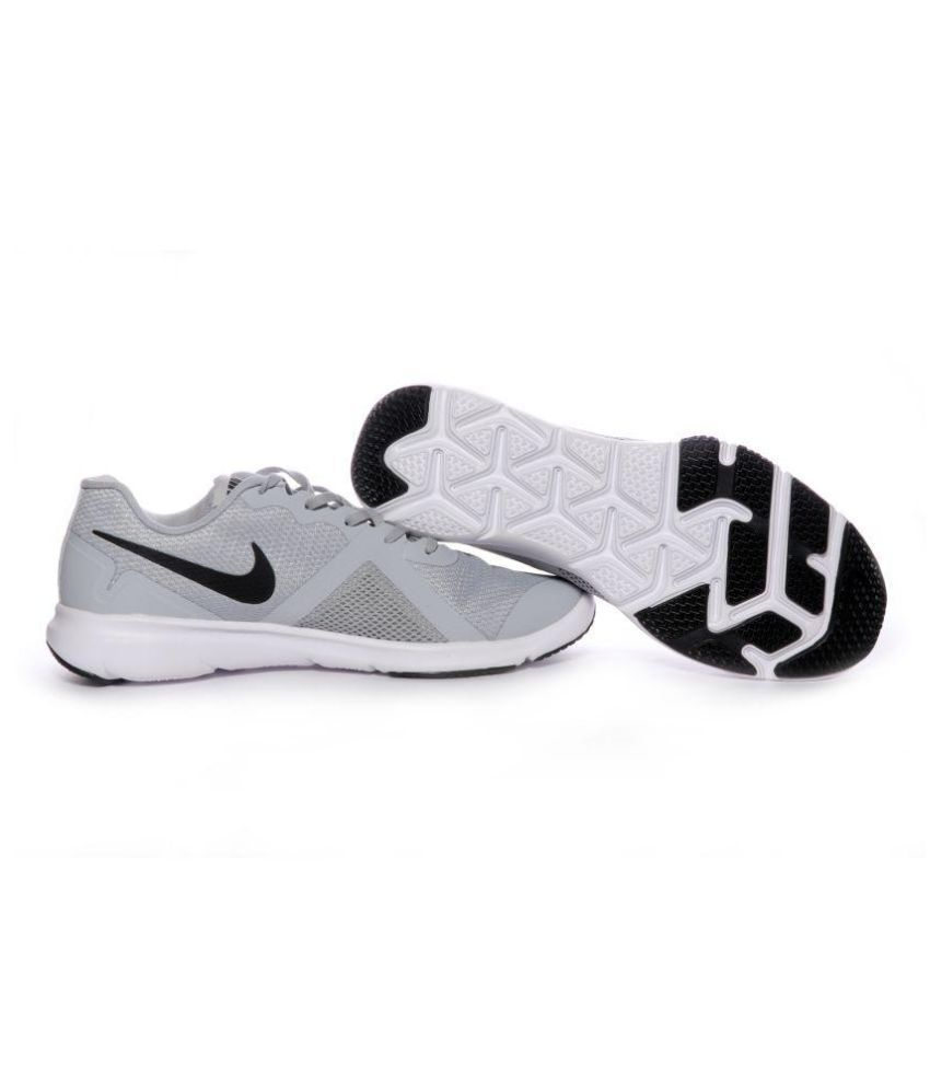 94c14ec57c7cd Nike Flex Control Ii Gray Training Shoes - Buy Nike Flex Control Ii ...