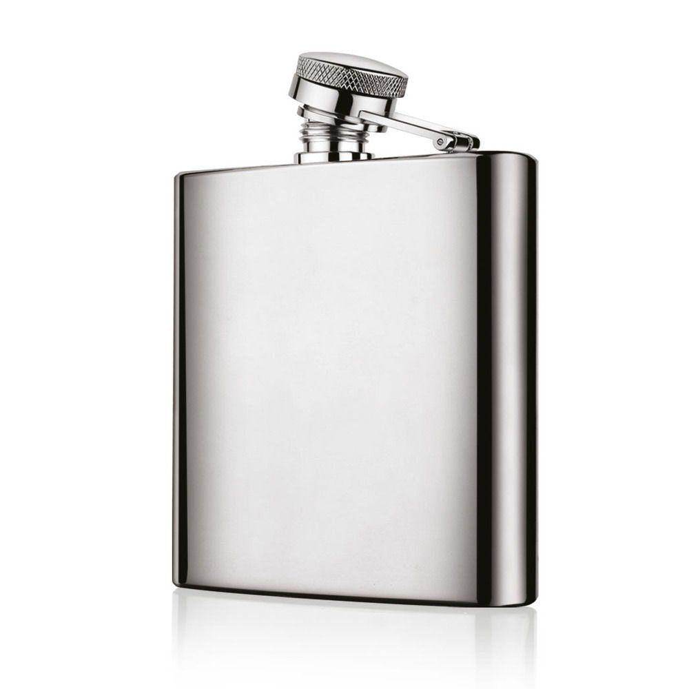 MENZY Steel Hip Flask