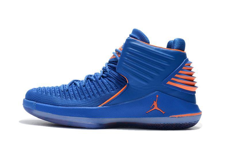 61bf52b3691d Nike JORDAN Blue Basketball Shoes - Buy Nike JORDAN Blue Basketball ...
