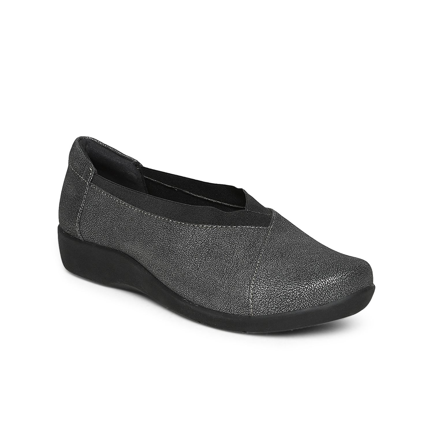 Clarks Gray Casual Shoes