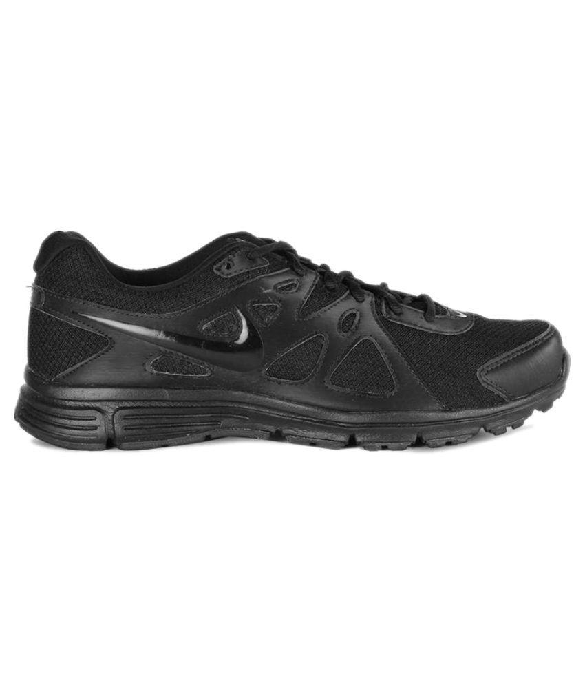 be2309f206a Nike 554954-001 Revolution 2 Black Training Shoes - Buy Nike 554954 ...