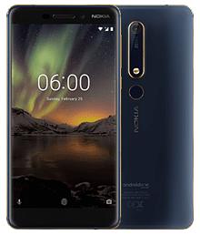 Nokia Blue 6.1(4-64) 64 MB