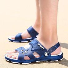 2018 Summer Children Boys Men Slippers Fashion Bathroom Non-Slip Indoor Outdoor Casual Girls Boys Beach Slippers Flat Shoes