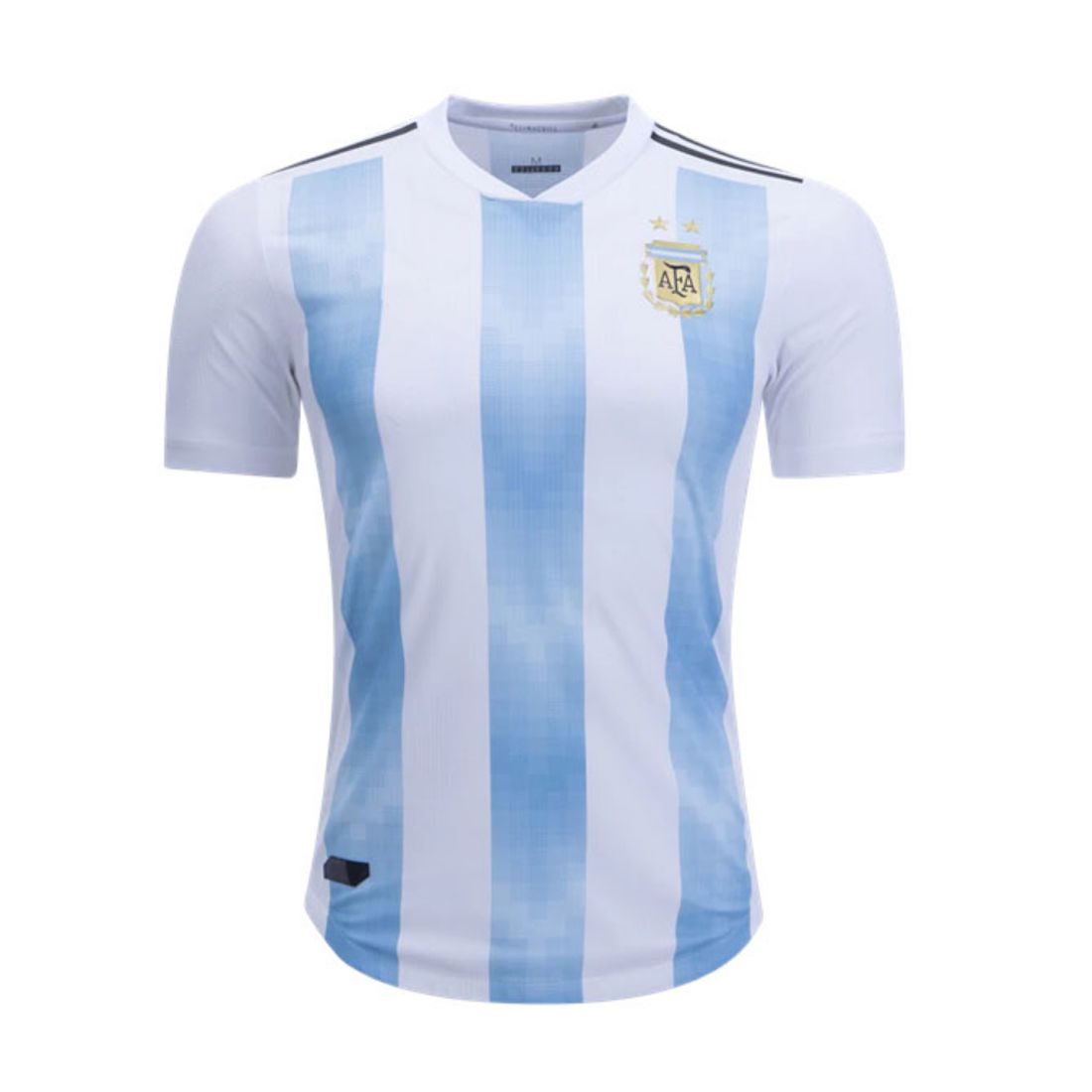 brand new 8dda1 d6f49 FIFA World Cup Argentina National Team Home Jersey