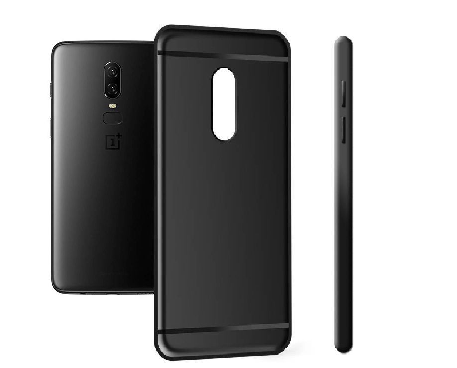 OnePlus 6 Shock Proof Case Furious3D - Multi 9H Hardness, 2.5Dcurved