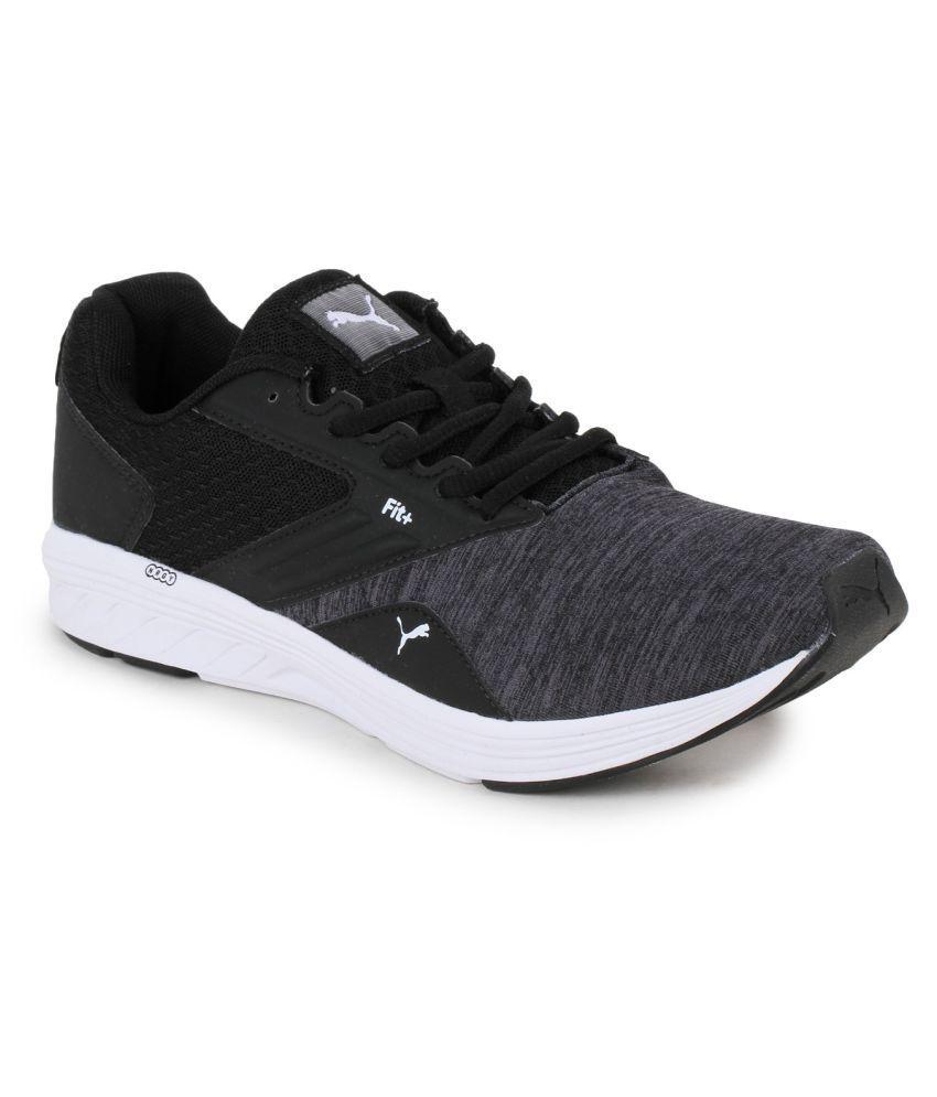 af4d79152de Puma Comet IPD Black Training Shoes Puma Comet IPD Black Training Shoes ...