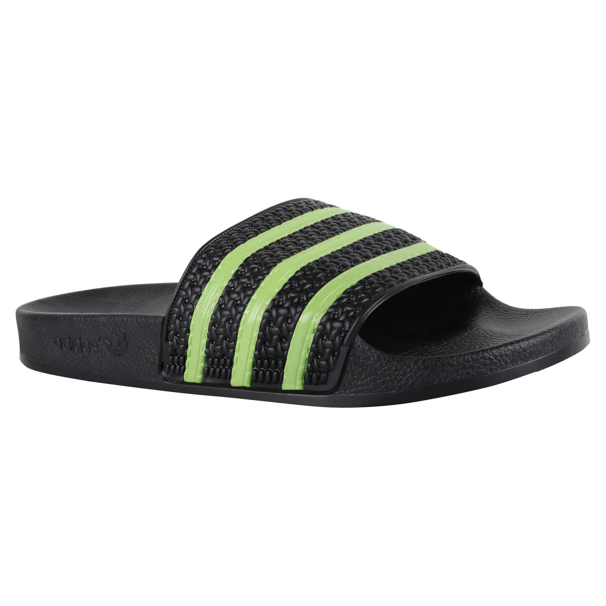 79a764b5b867aa Adidas ADILETTE Black Slide Flip flop Adidas ADILETTE Black Slide Flip flop  ...