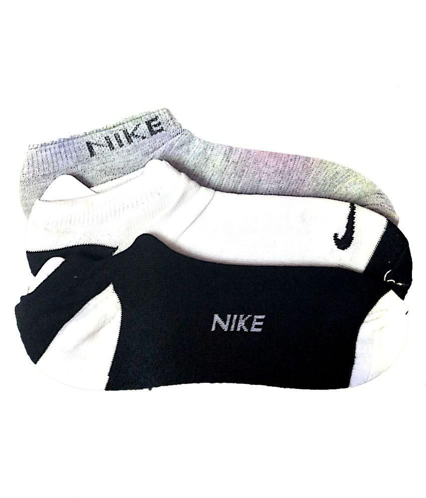 1595e698c Nike Multi Formal Low Cut Socks: Buy Online at Low Price in India - Snapdeal