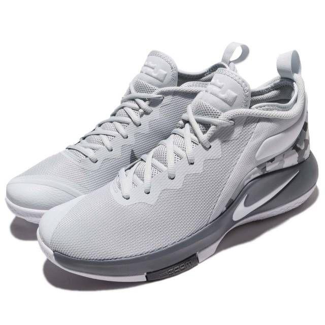 d5dc8998b984 ... new style nike nike lebron witness ii ep gray basketball shoes 83bf9  d32fd