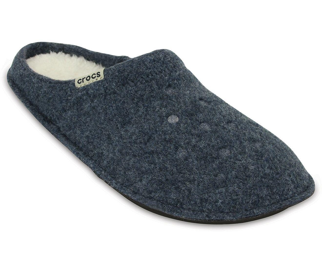 Crocs Classic Navy Boys Slipper