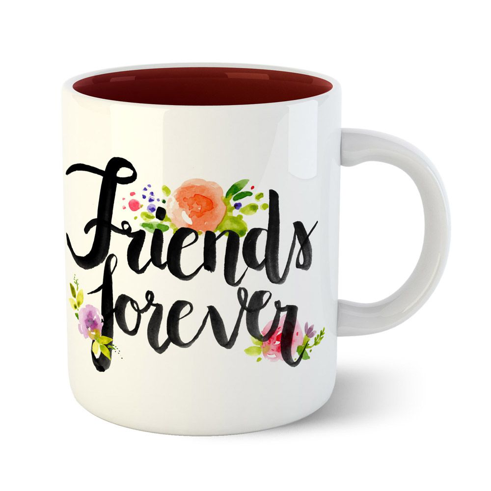 Chiraiyaa Ceramic Coffee Mug 1 Pcs 320 ml