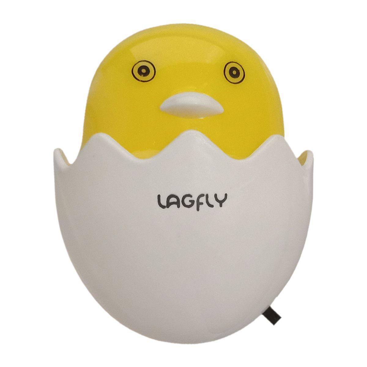 lagfly Night Lamp White - Pack of 1