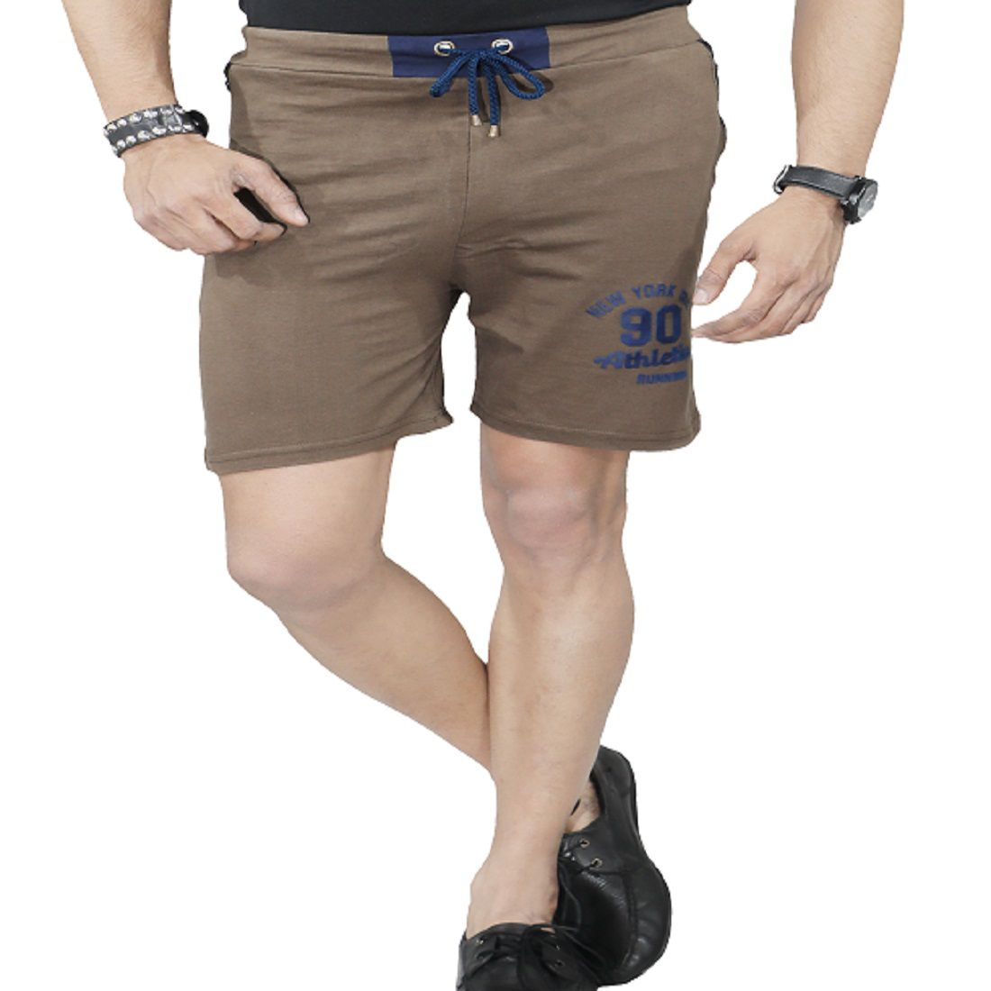 harvi.com Brown Shorts