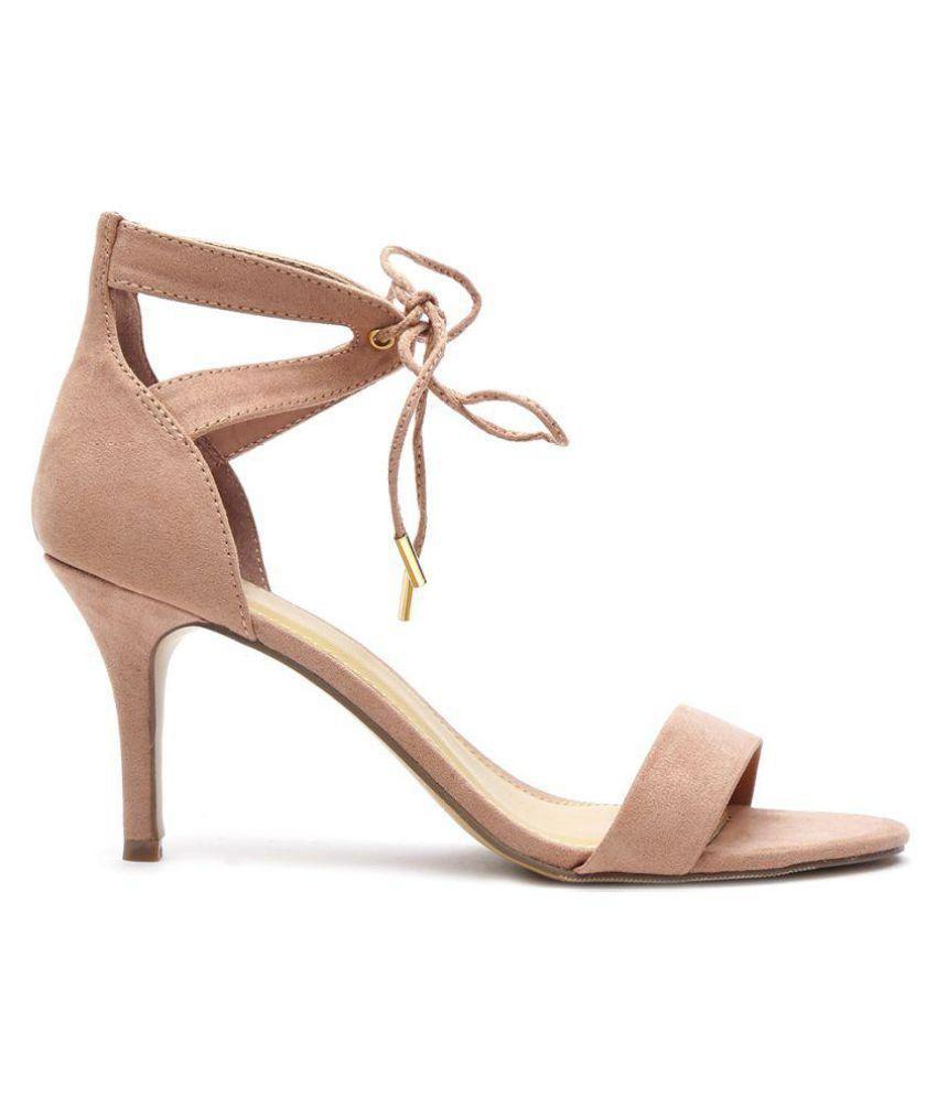 fd0cfc50832 Forever 21 PeachPuff Stiletto Heels