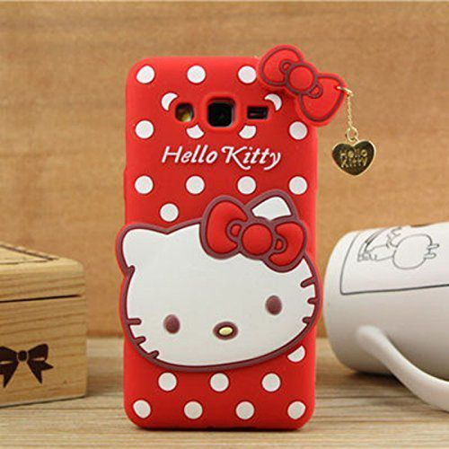 ac210cd25 Samsung Galaxy J7 (2016) Soft Silicon Cases ELEF - Red Hello Kitty Designer  Case - Plain Back Covers Online at Low Prices | Snapdeal India