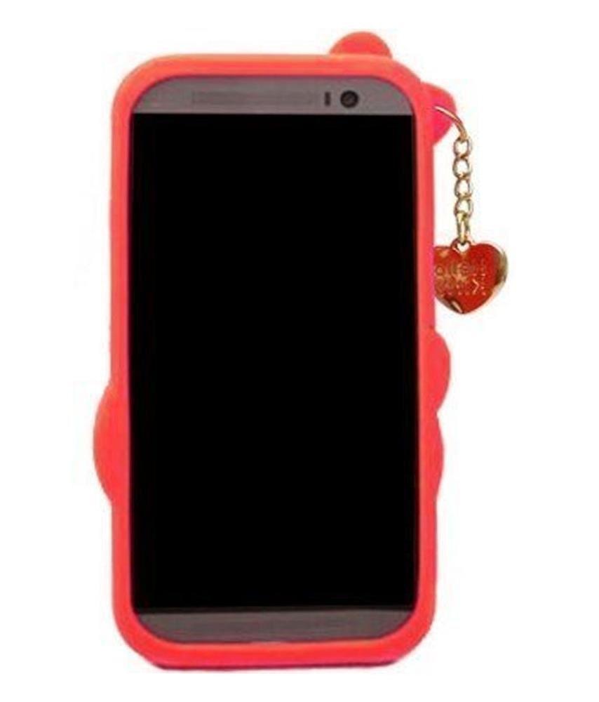 buy popular a83e3 f2cc3 Samsung Galaxy J7 Prime Soft Silicon Cases ELEF - Red Hello Kitty Designer  Case