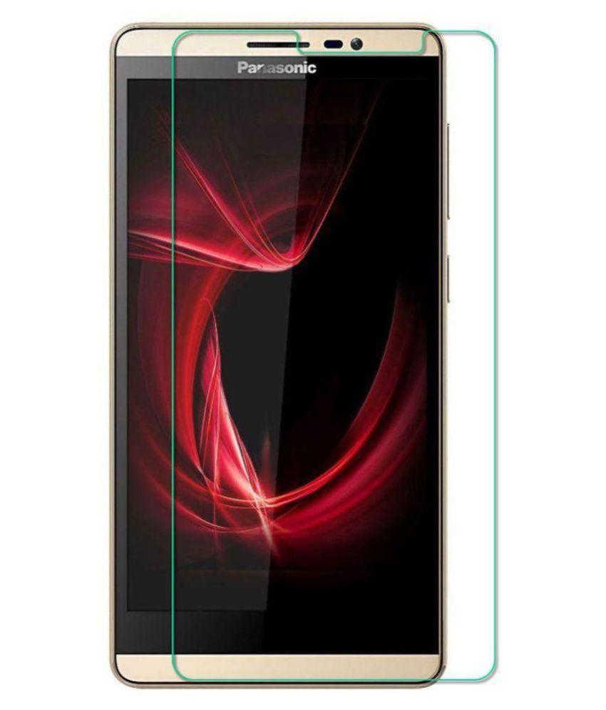 Panasonic Eluga I3 Tempered Glass Screen Guard By Jishaan NextGen Style