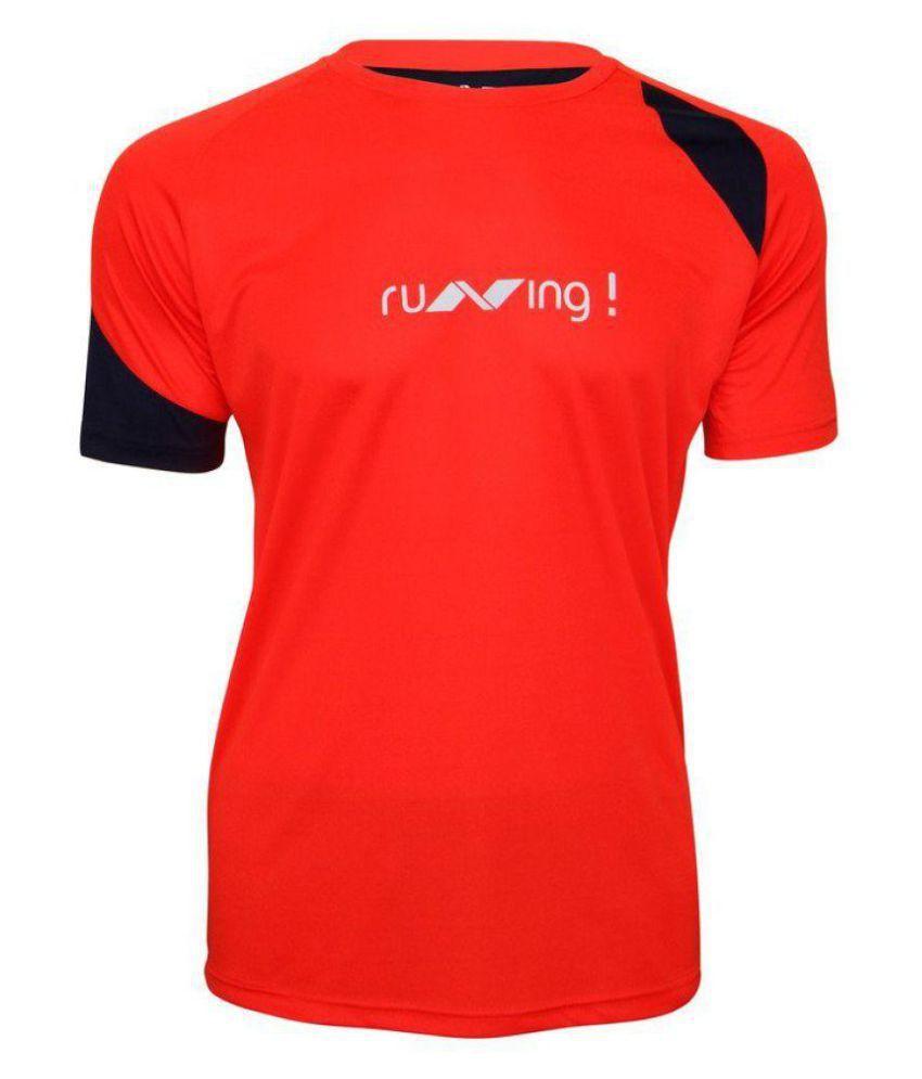 Nivia Running Oxy-3 Fitness Tee-n1859m4