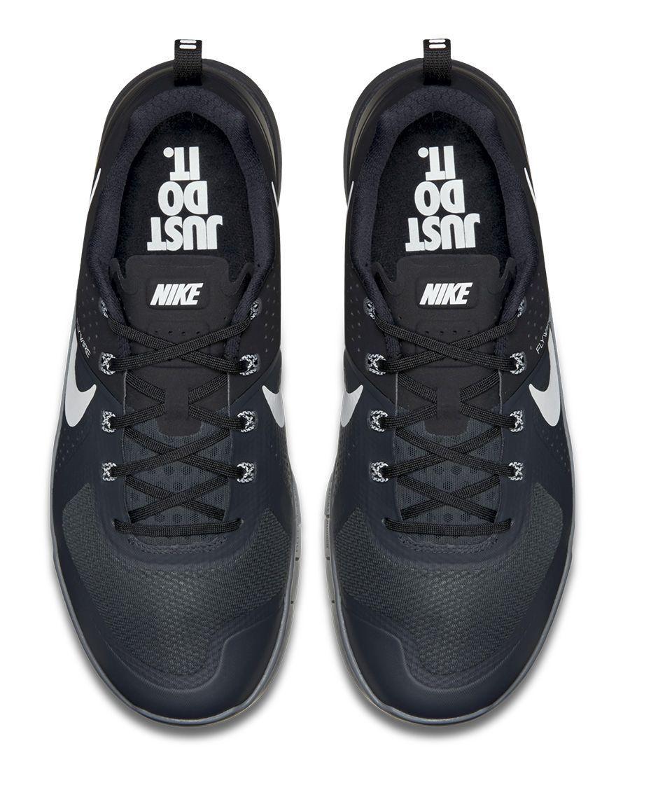 b3045c9126fb Nike METCON 1 Black Running Shoes - Buy Nike METCON 1 Black Running ...