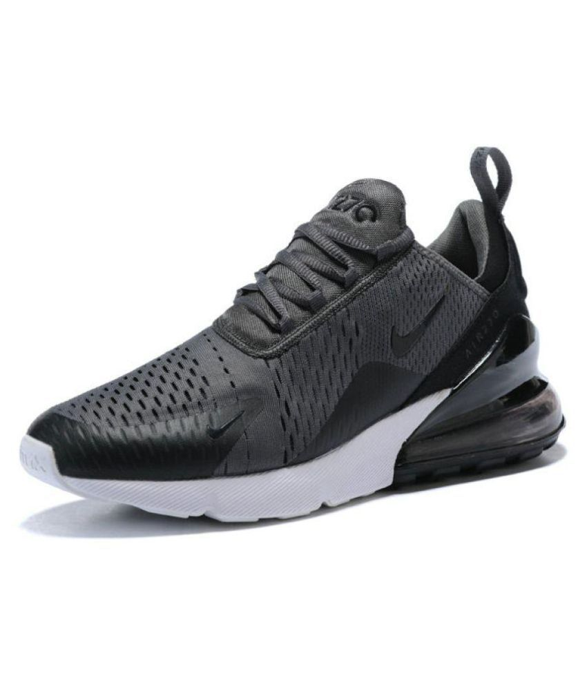47bab864d9 Nike Air Max 270. Grey Running Shoes - Buy Nike Air Max 270. Grey ...