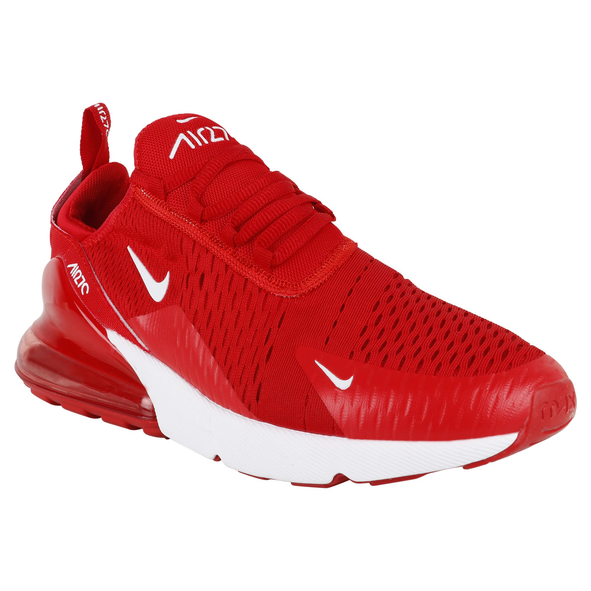 wholesale dealer bed08 58cf1 Nike Air Max 270 Red Running Shoes - Buy Nike Air Max 270 Red ...