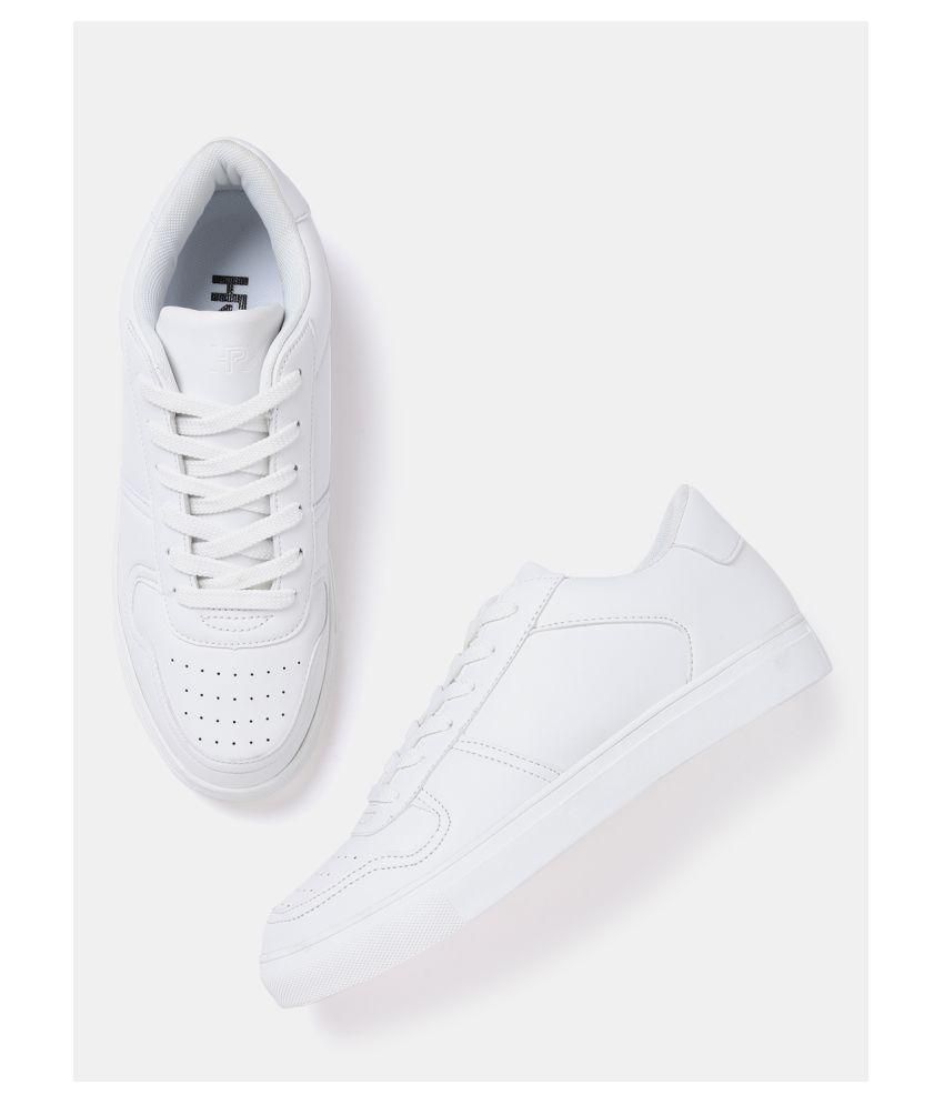 HRX Sneakers White Casual Shoes - Buy