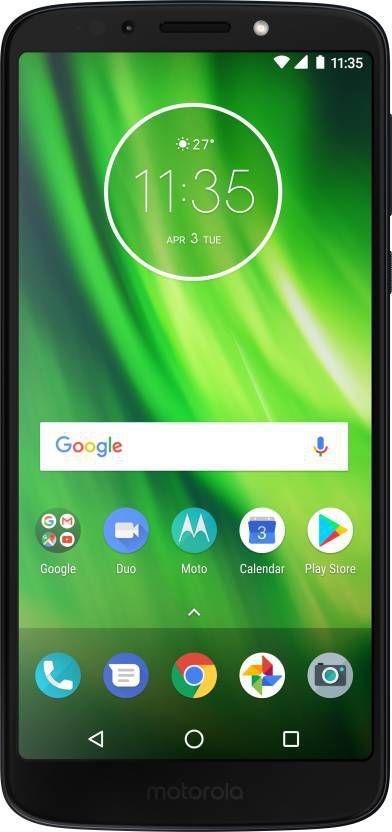 Motorola Black G6 Play 32GB