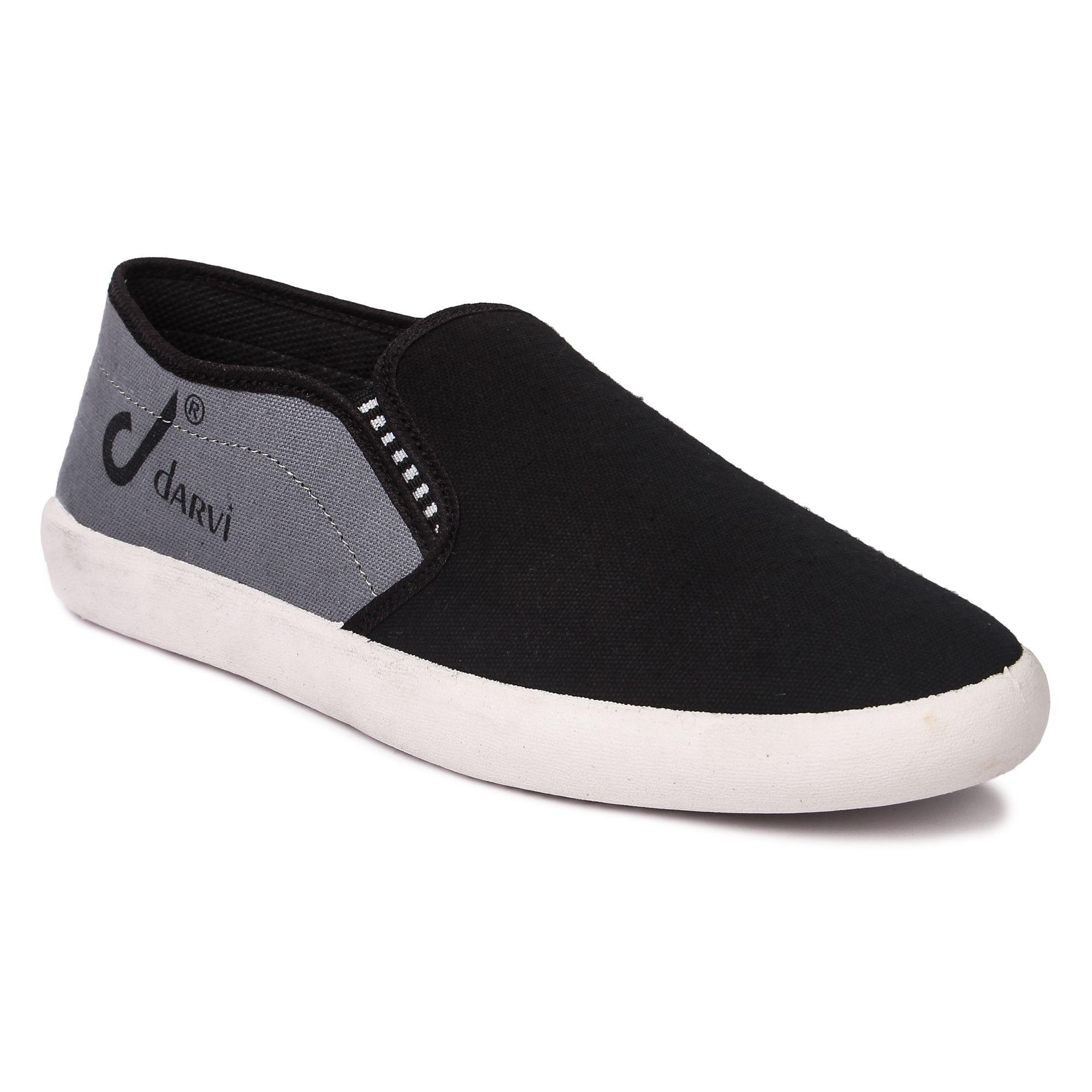 8682b8dd5a2 Czar Darvi Men s Casual Loafers Shoes Black Casual Shoes - Buy Czar ...